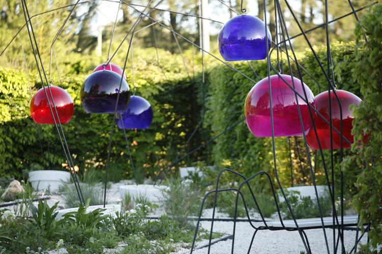 D couvrez le festival international des jardins de for Jardin de chaumont 2015 tarif
